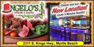 Angelos Steaks & Pasta