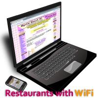 restaurants with wifi