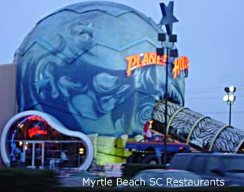 Planet Hollywood Myrtle Beach Sc