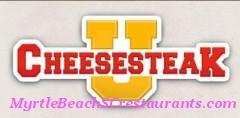 CheeseSteak U