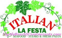 Italian La Festa