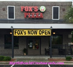 Fox's Pizza of Conway