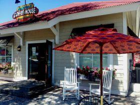 Boardwalk Coffee House at Barefoot Landing