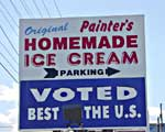 Painters Homemade Ice Cream