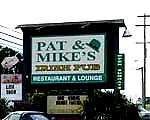 Pat & Mikes
