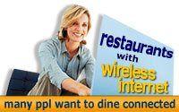 Restaurants with WIFI